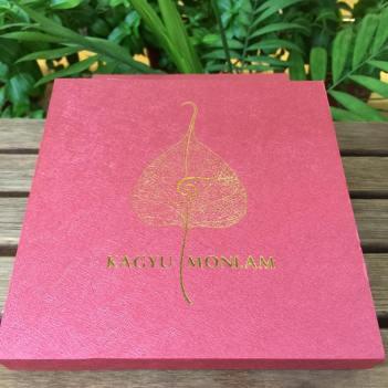 金菩提葉 ∣ Golden Bodhi Leaf