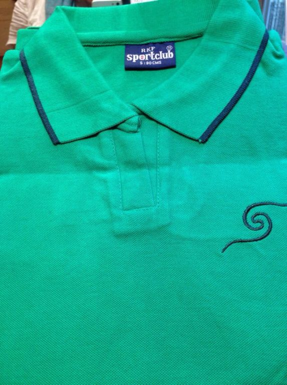 Polo Shirt (Green) ∣ 馬球恤 (綠)