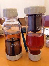 隨身泡茶杯 ∣ Portable Tea Flask